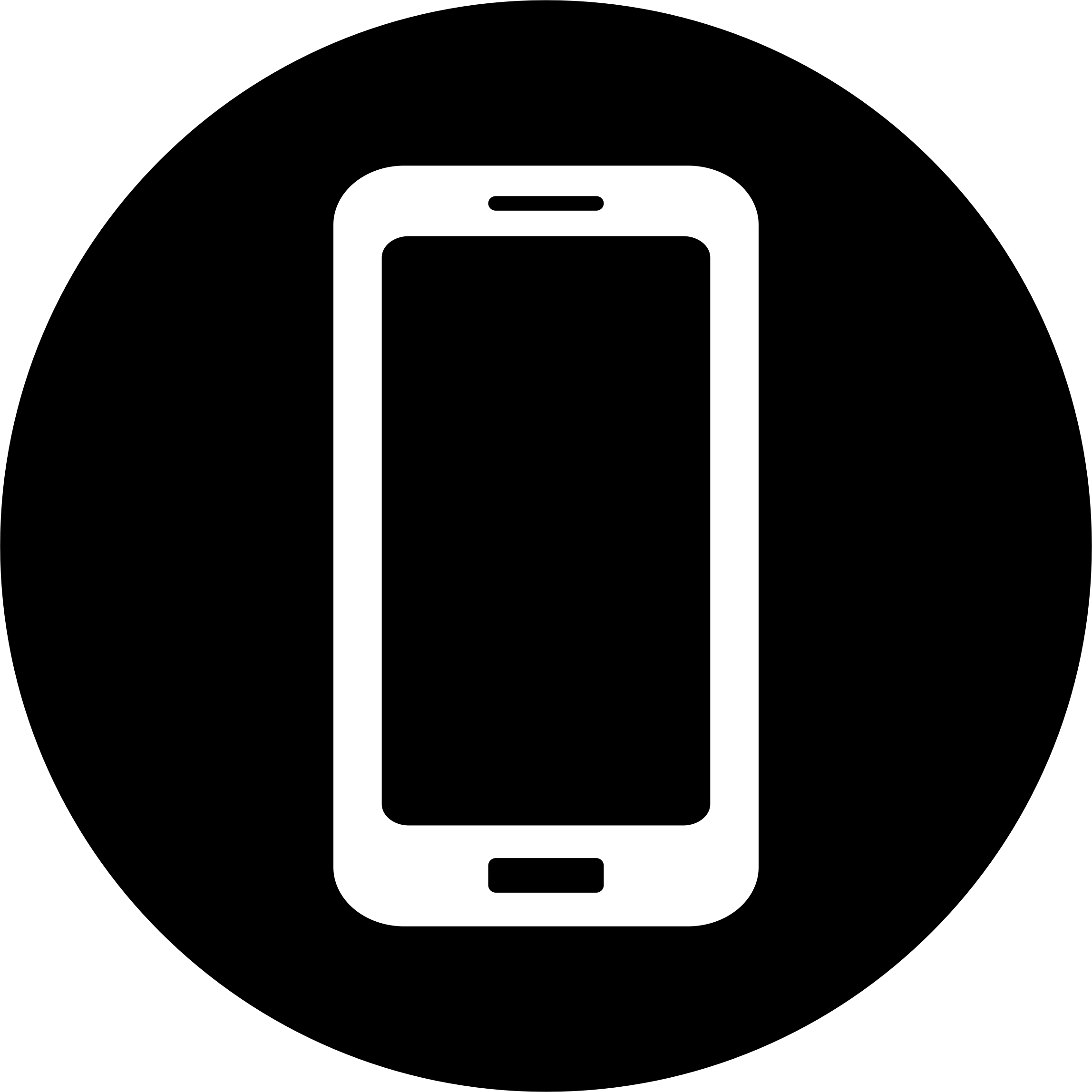 Mobile-Icon-White-on-Black